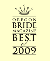 Oregon Bride 2009