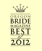 Oregon Bride 2012